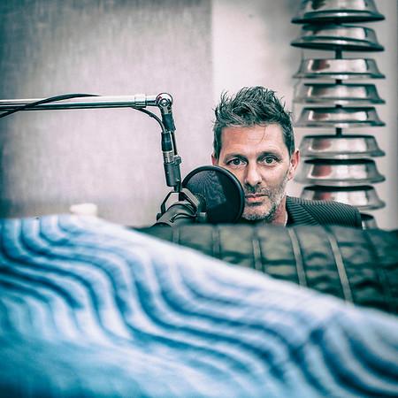 In Studio: Johnny Goudie