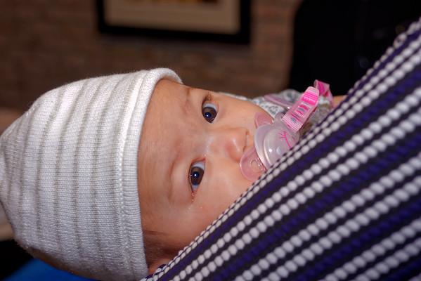 Olivia Quinn's Baptism 2016