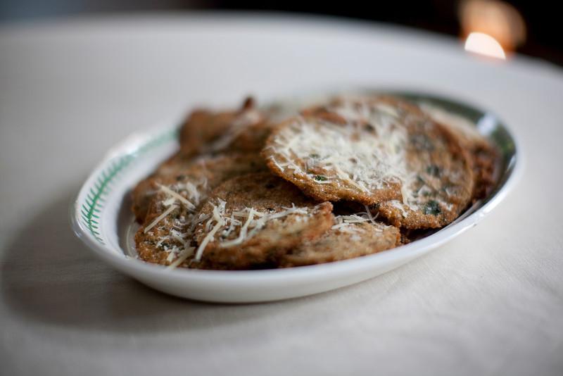 Breaded Eggplant
