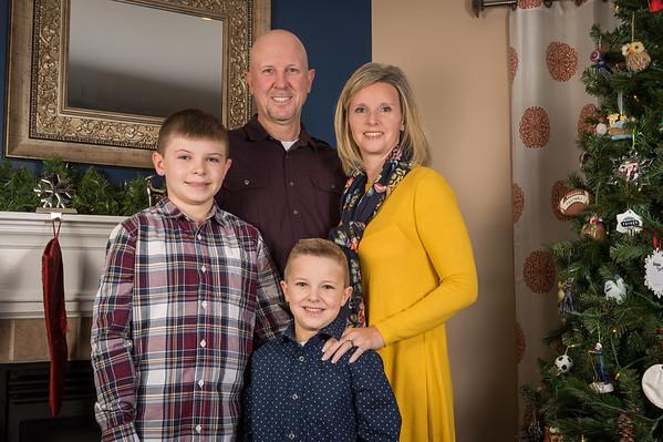 Maher Family - December 2018