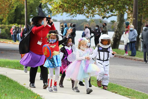 Halloween Parade 2020