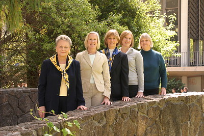 CAA Travel Team, April 2007