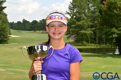 11th Carolinas Girls' 15 & Under
