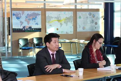 Asia Europe Public Diplomacy Event - Geneva