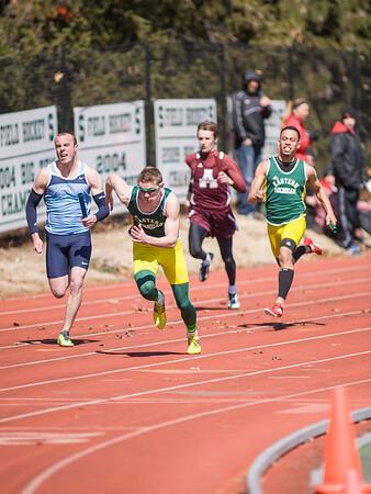 4x100 Relay - 2014 MSU Spartan Invite