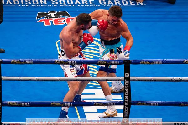 Chris Algieri Defeats Tommy Coyle by TKO