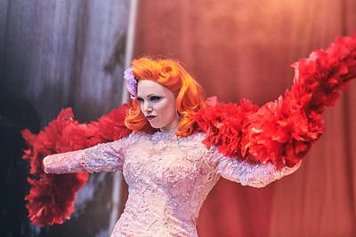 Drag - Burlesquegalan | West Pride Stage | Gothenburg | Sweden | 2019-06-14