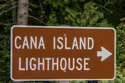 Cana Island Lighthouse -WI