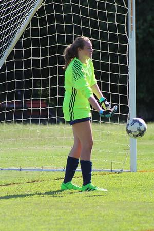 Soccer vs KIPP Academy