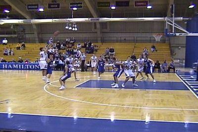 Hamilton College Basketball