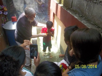 Another PBC Baptism