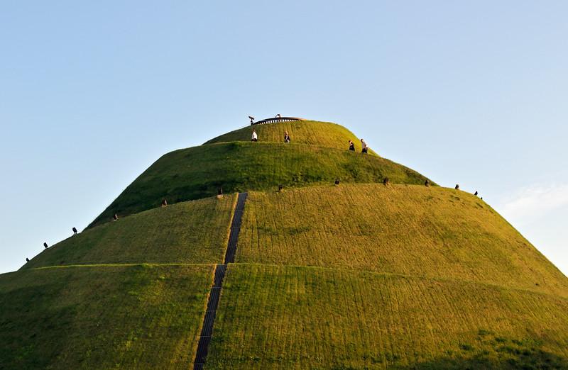 Kosciuszko Mound, Krakow, Poland