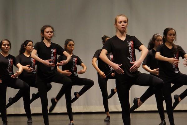 02-02-2017 - Dance Team