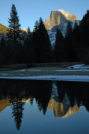 Lake Tahoe/Yosemite