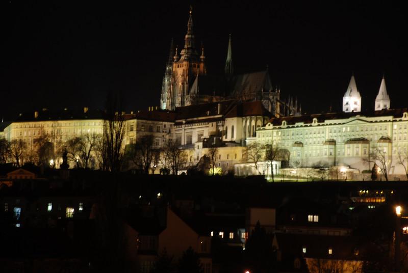 Prague Night Scene Near Water 18.JPG