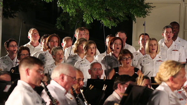 Navy Band Alumni Concert (2012)