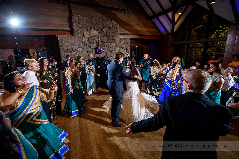 first dance at Brazilian Room - Tilden Regional Park, Berkeley