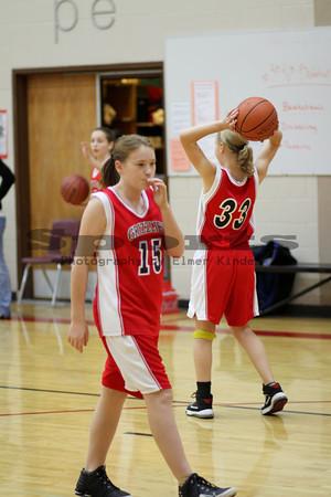 Girls Basketball 2009