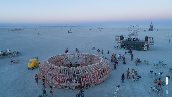 The Journey Burning Man 2017