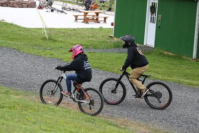 Mountain Biking @ Powder Ridge 05-25-20