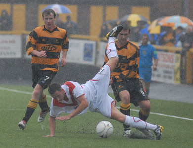 Airdrie 2007-08