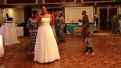 Bridgette and Ephraim - Wedding Reception 4-13-2014