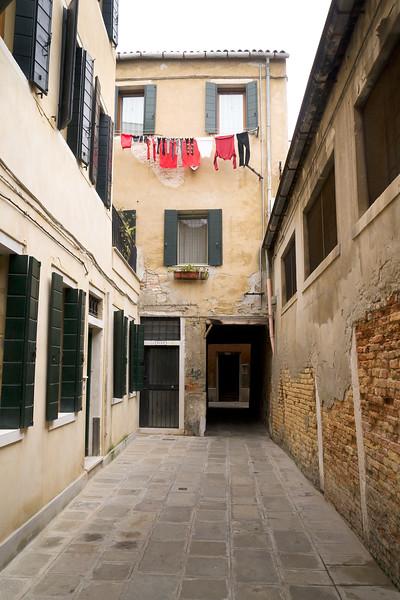Alleyway Laundry