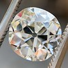 2.25ct Antique Cushion, GIA K SI2 10