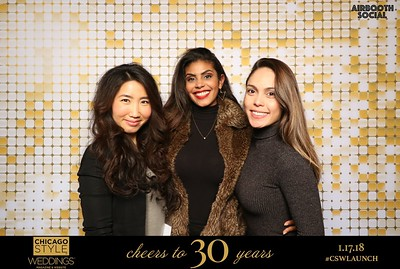 Chicago Style Weddings January Launch Party