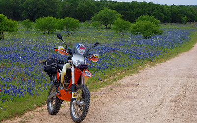 Hill Country ride April 2017