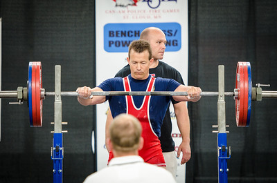 2012 CanAm Powerlifting
