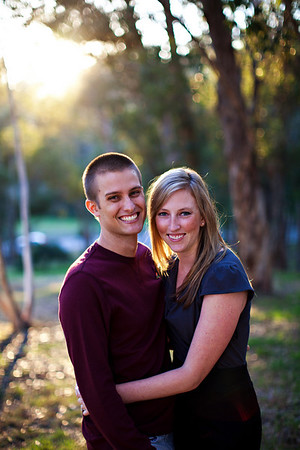 CJ and Mike : Engagement
