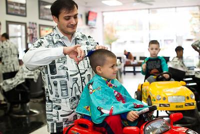 Mannys Barbershop