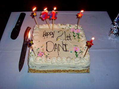 20061209 Danielle's 21st