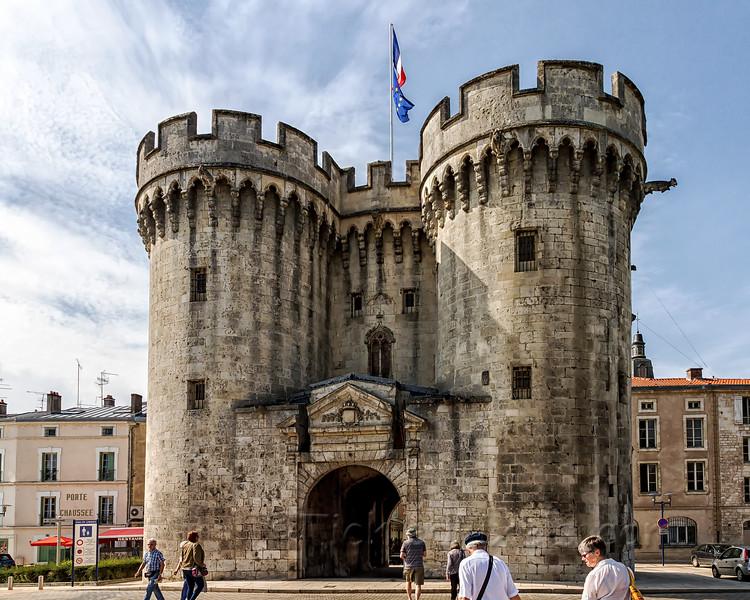 Porte Chaussée City Gate