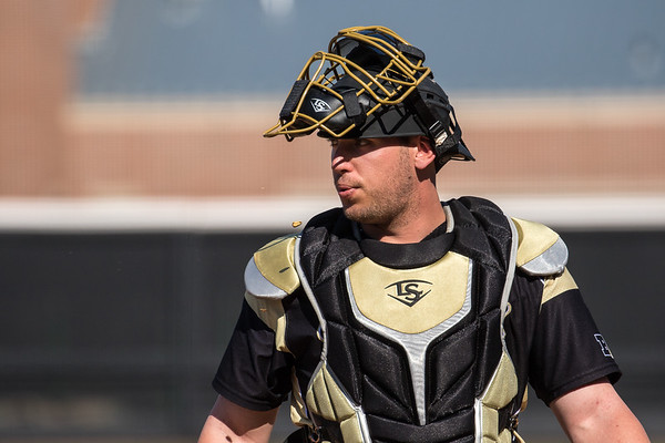 Purdue Baseball vs Michigan St. 2016-4-16