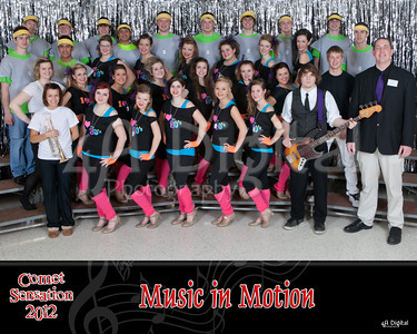 Webster City Music in Motion
