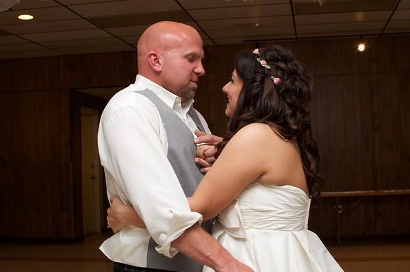 Danielle and Jason