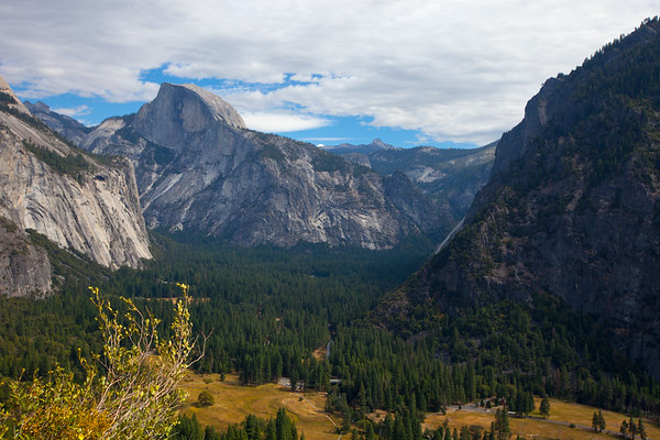 Yosemite Backpacking
