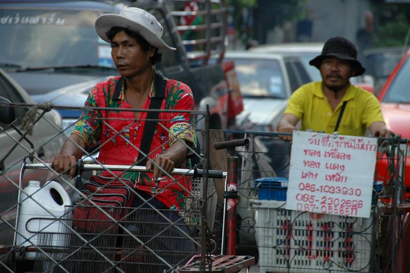 Streets of Bangkok - Bangkok, Thailand
