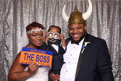 CHASE & TONI'S WEDDING DAY 4-19-19