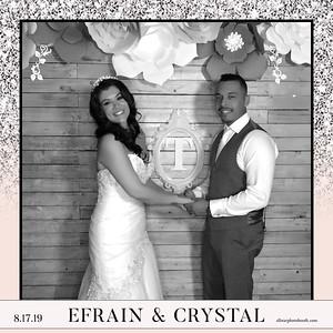 Efrain & Crystal's Wedding