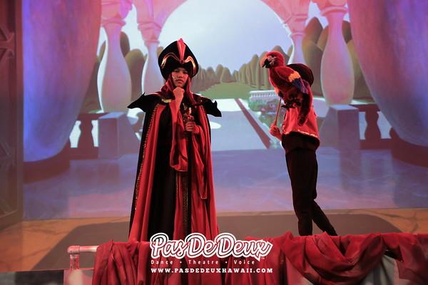 8. Jafar and Iago