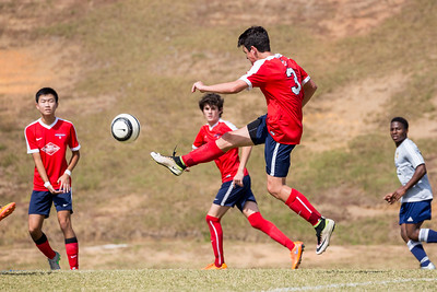 BUSA '99 vs Wiregrass- thumped 1-4