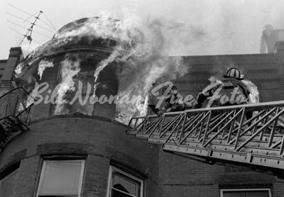 Black and White fire images