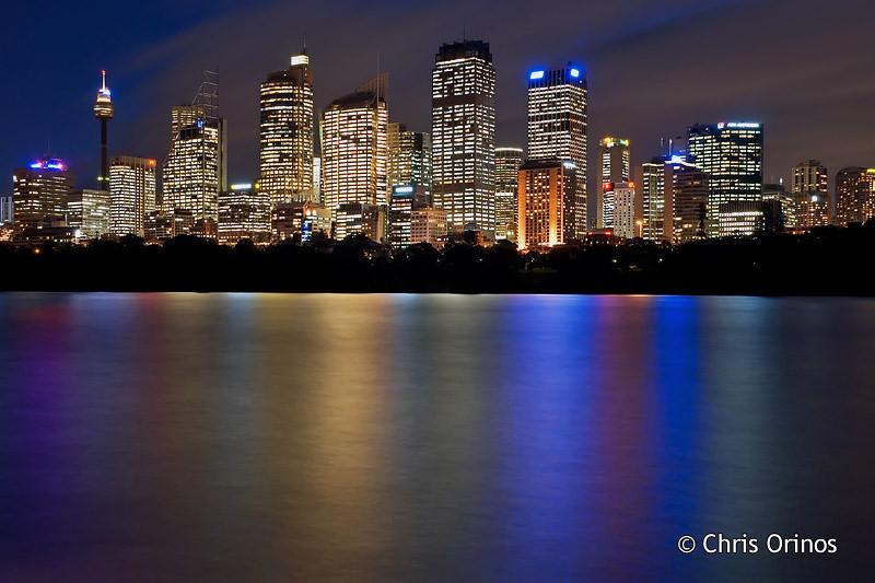Sydney | Australia Night cityscape