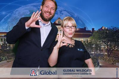 UA Global WildCats Commencement Celebration 2019