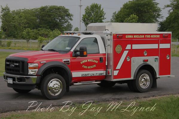 Ginna Nuclear Fire Department