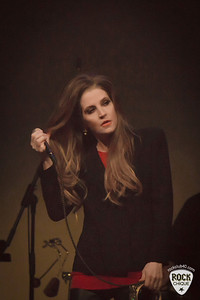 Lisa Marie Presley @ The Cube Campbelltown - 22 March 2014