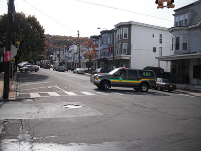 MAHANOY CITY KITCHEN FIRE 10-24-2010 PICTURES BY COALREGIONFIRE